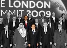 G 20 la Cumbre de primeros de abirl 2009