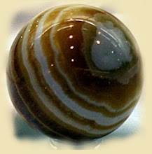 Una bola de cornalina
