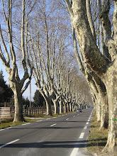 Las carreteras del sur de Francia