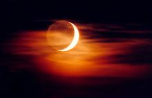 El primer filo lunar
