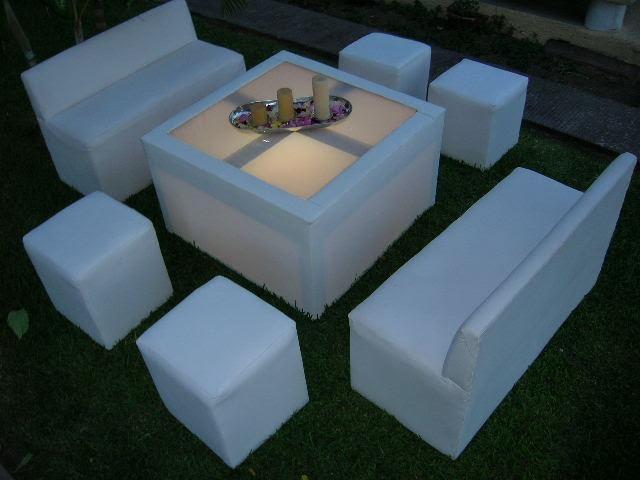 Rentamos Salas Lounge Para Fiestas