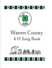4-H Song Book