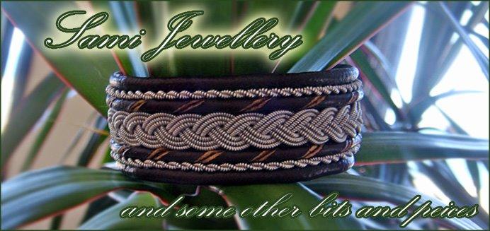 Sami Jewelery