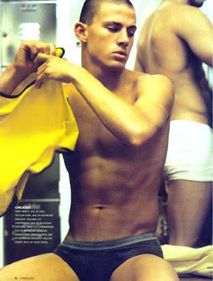 channing tatum underwear picture