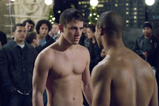channing tatum fighting pictures