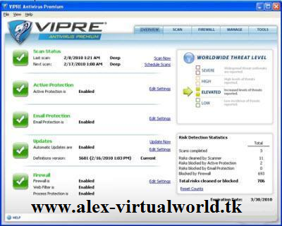 Vipre Antivirus Premium Serial Key Download