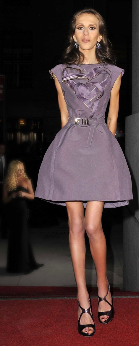 allegra versace anorexia. Allegra Versace 1168900