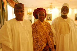 aisha babangida wedding pictures