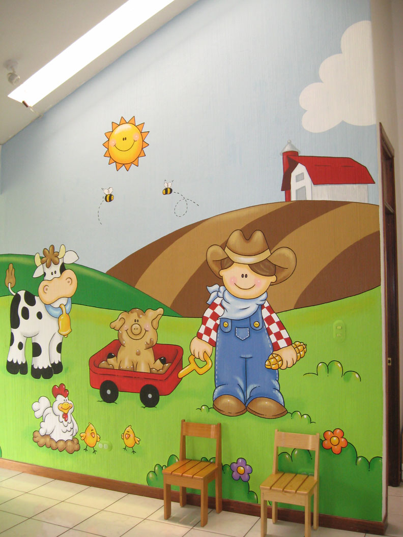 7 image for Murales infantiles