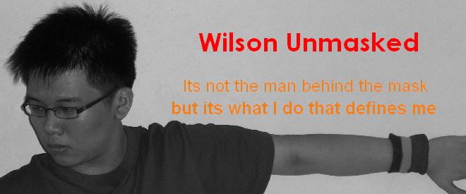 Wilson Unmasked