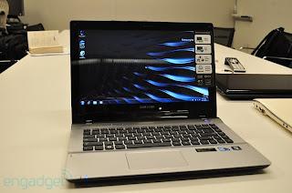 سامسونج تعلن اصدار الحاسب المحمول