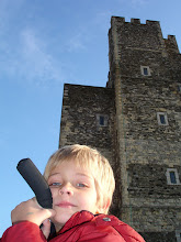 At Dover Castle