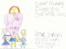 Sophie's card