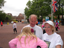 Katie's Mum and Dad happy to have finished