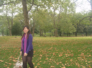 Hyde Park with Cindy
