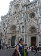 Florence with Cindy
