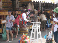 Chatuchak with Cindy