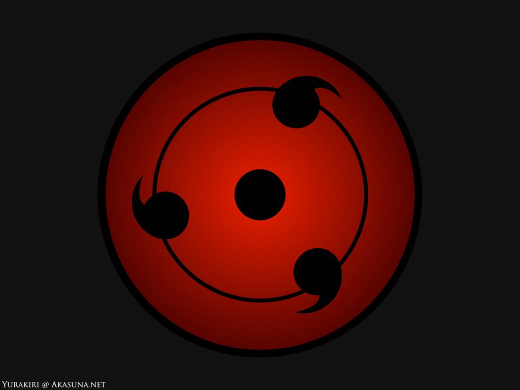 Naruto Mangekyou Sharingan