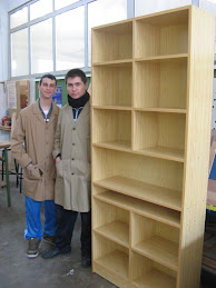 Proyecto Mueble de tableros