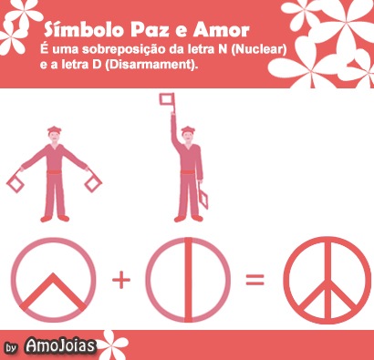simbolo paz e amor. simbolo paz e amor. simbolo