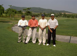 Nilai Springs Golf and Country Club, mantin