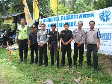 Foto Bersama Anggota Senkom dan Petugas Polresta Solok
