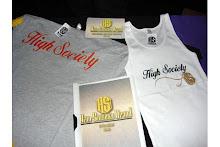 TheHighSocietyBrand Logo T's