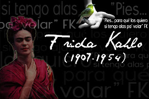 Homenaje a Frida Kahlo