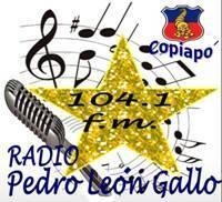 BIENVENIDOS A RADIO PEDRO LEON GALLO