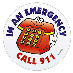 how to call 911 on a cell phone