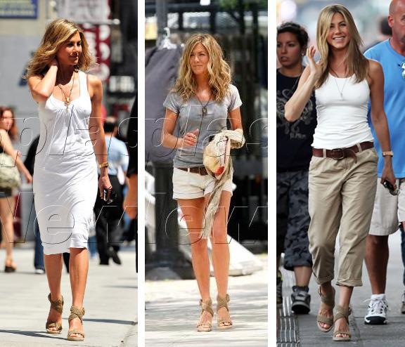 jennifer aniston espadrilles. [Jennifer+Aniston#39;s+Sandals+-+