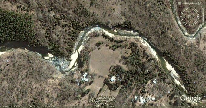 Mirador del Talita en Google Maps