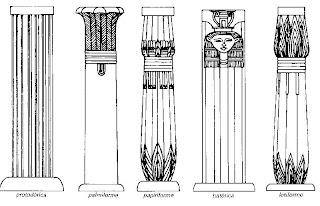 Aulabierta la arquitectura egipcia for Arquitectura egipcia