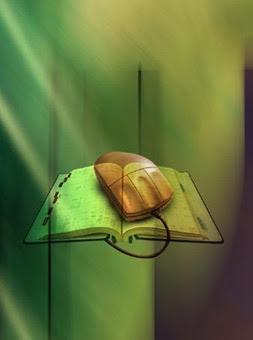 mouse+libro