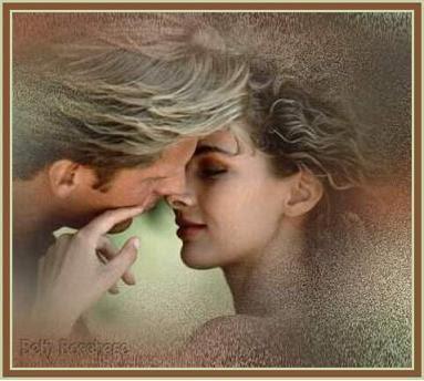 pareja de enamorados. poemas de amor