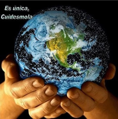 ecologia+medio ambiente planeta tierra