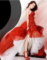 imagen mujer+rojo+sensual