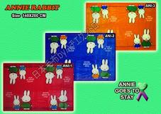 Blanket Annie Rabbit 140x200