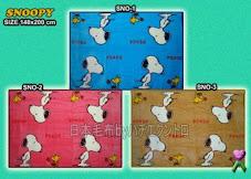 Blanket Snoopy 140x200