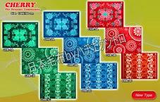 Blanket Cherry 130x180