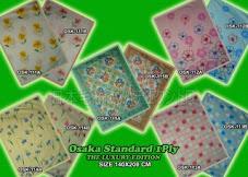 Blanket Osaka Standar 1 Ply 140x200