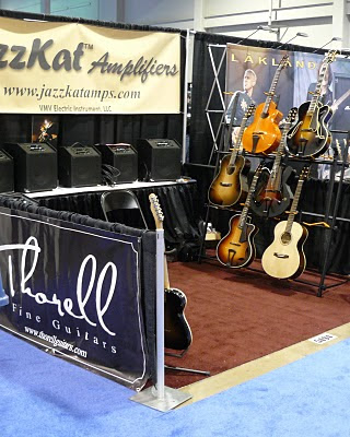 how to get into the namm show