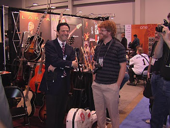 John Pizzarelli & Ryan - Click picture: