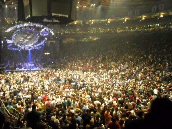Dead Beat I Need A Miracle Everyday Madison Square Garden New York Ny April 25 2009 Part Iii