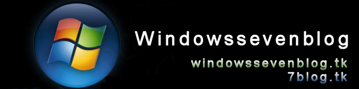 Windows 7 Blog