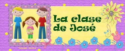 La clase de José