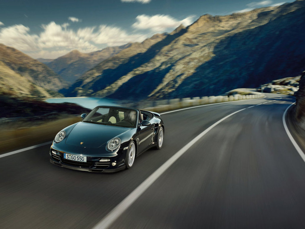 Porsche 911 Turbo Wallpaper. Porsche 911 Turbo S