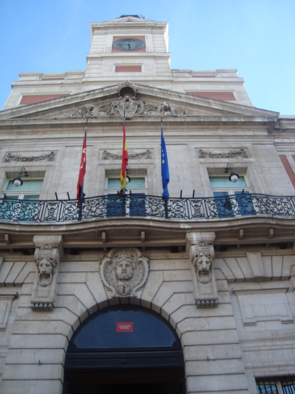 Madrid visiones de una ciudad la casa de correos Casa del correo