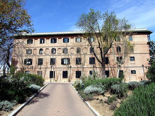 Madrid visiones de una ciudad la residencia de estudiantes for Residencia para estudiantes