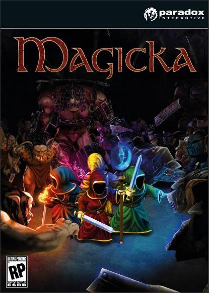����� ���� ��*** �������� Magicka